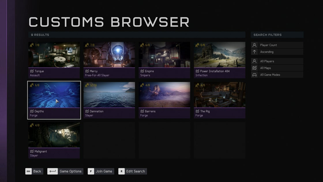 halo browsergame