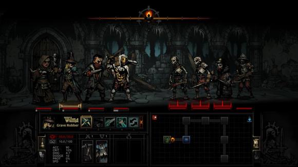 mac games 2016 darkestdungeon