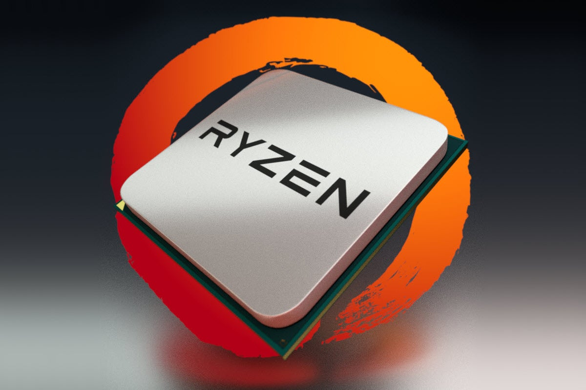 Новый процессор AMD Ryzen