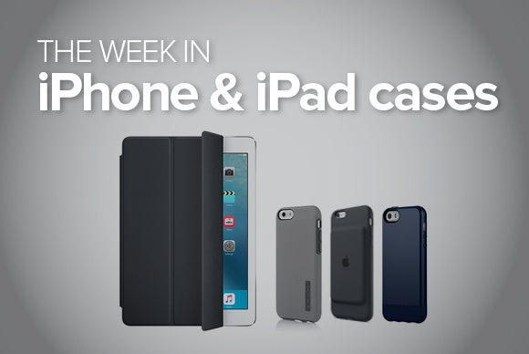 The Week in iPhone and iPad Cases