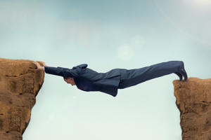 The IT-business gap remains