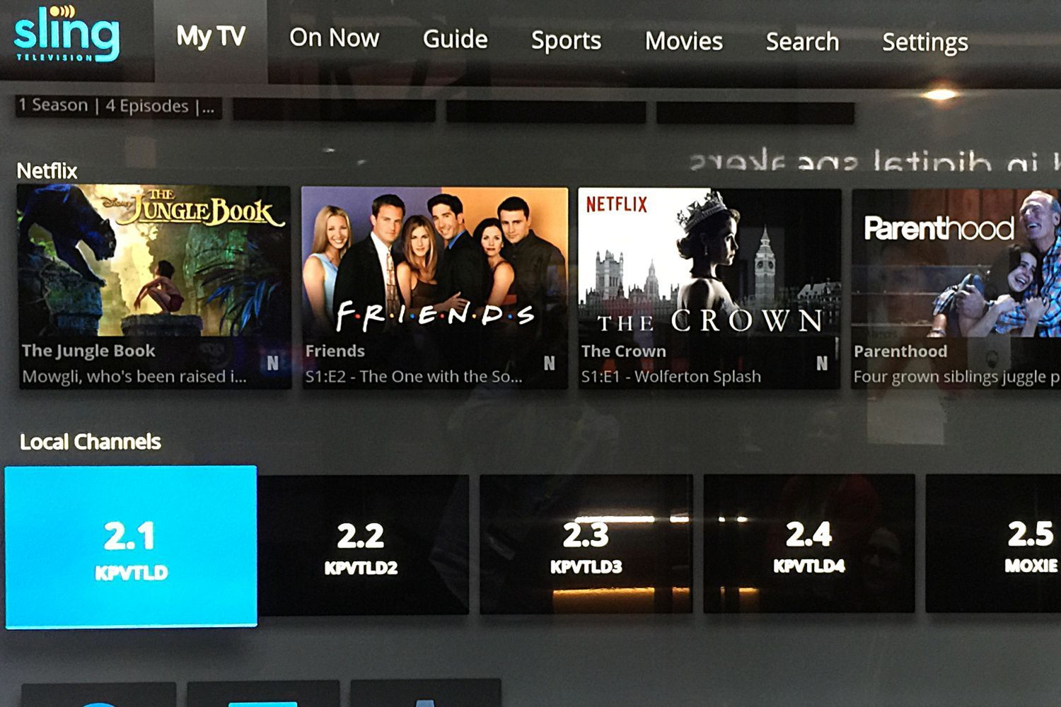 AirTV's slick marriage of Sling TV and OTA channels isn't in