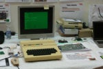 vintage tech computer PC desktop antique 8-bit unix