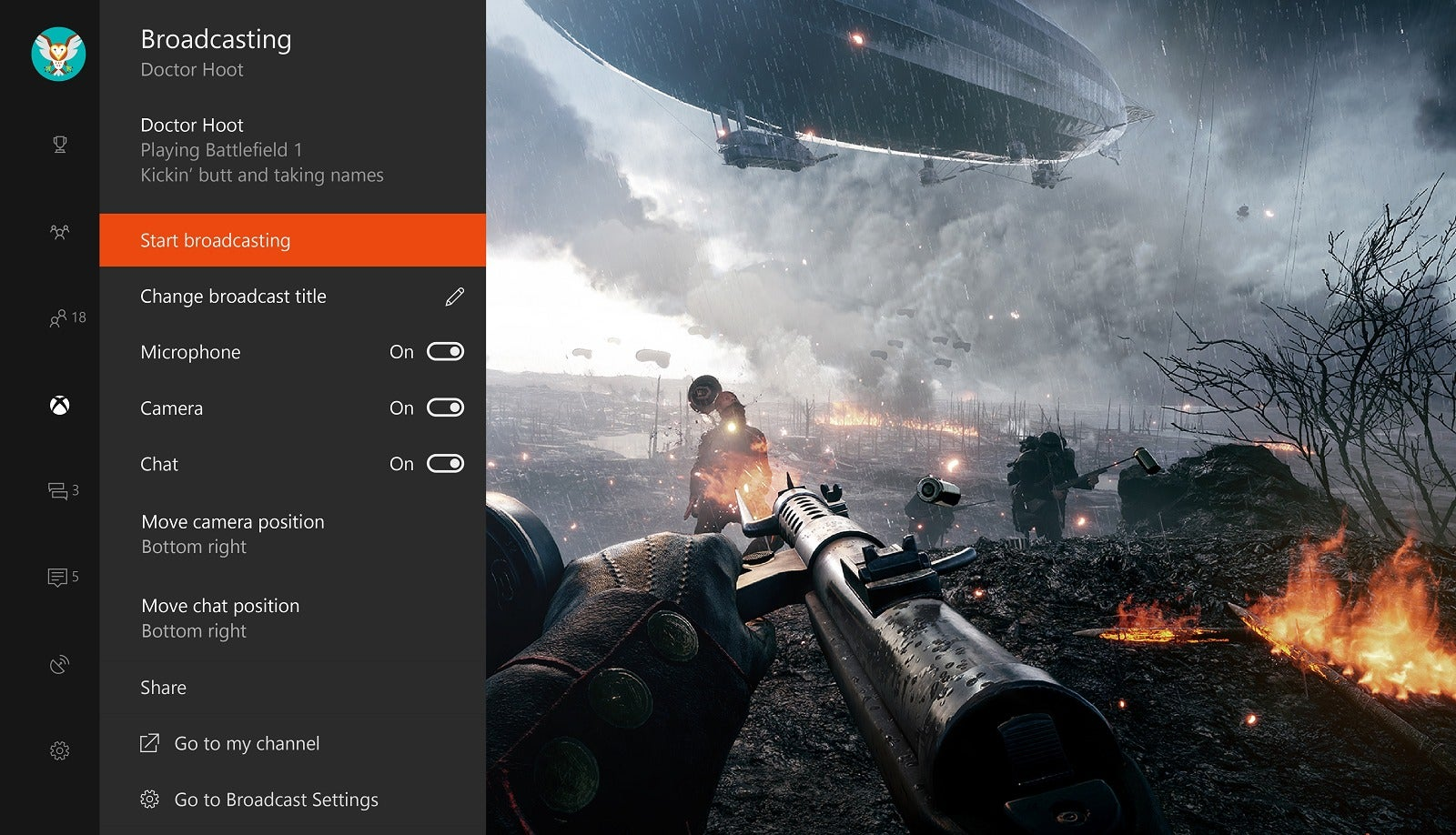 New windows 10 preview build focuses on pc gaming with for Windows 10 pc