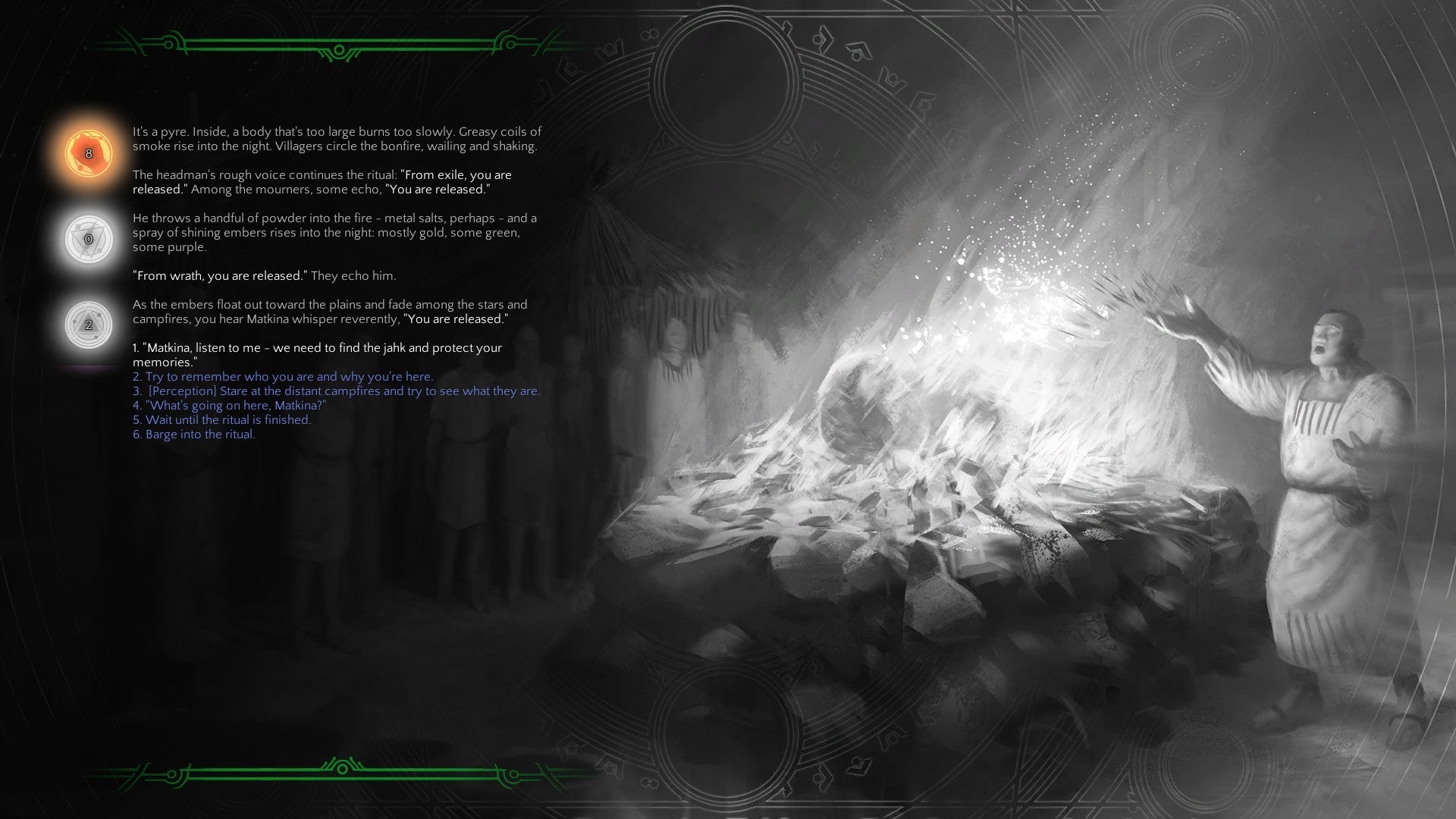 tides of numenera how to change companions