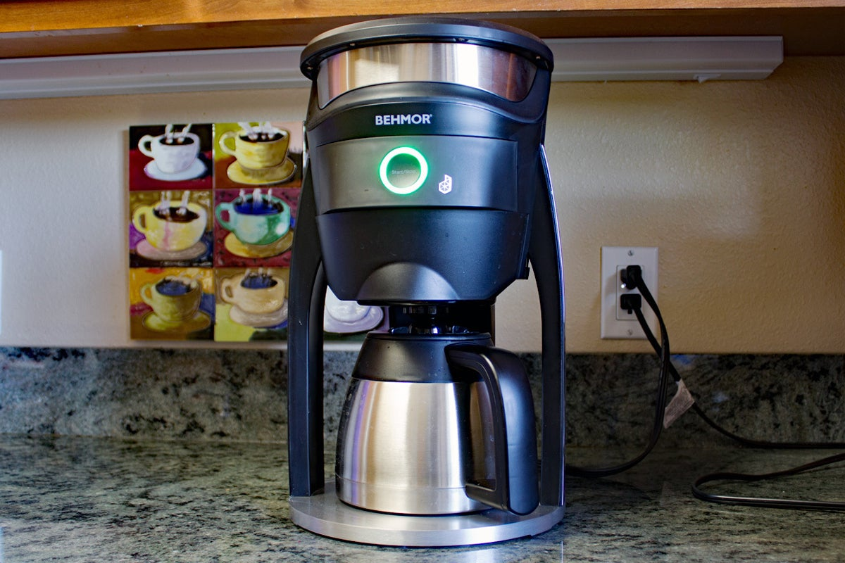 Apple Coffee Maker ~ Homekit remains a scattered ecosystem years after it launched