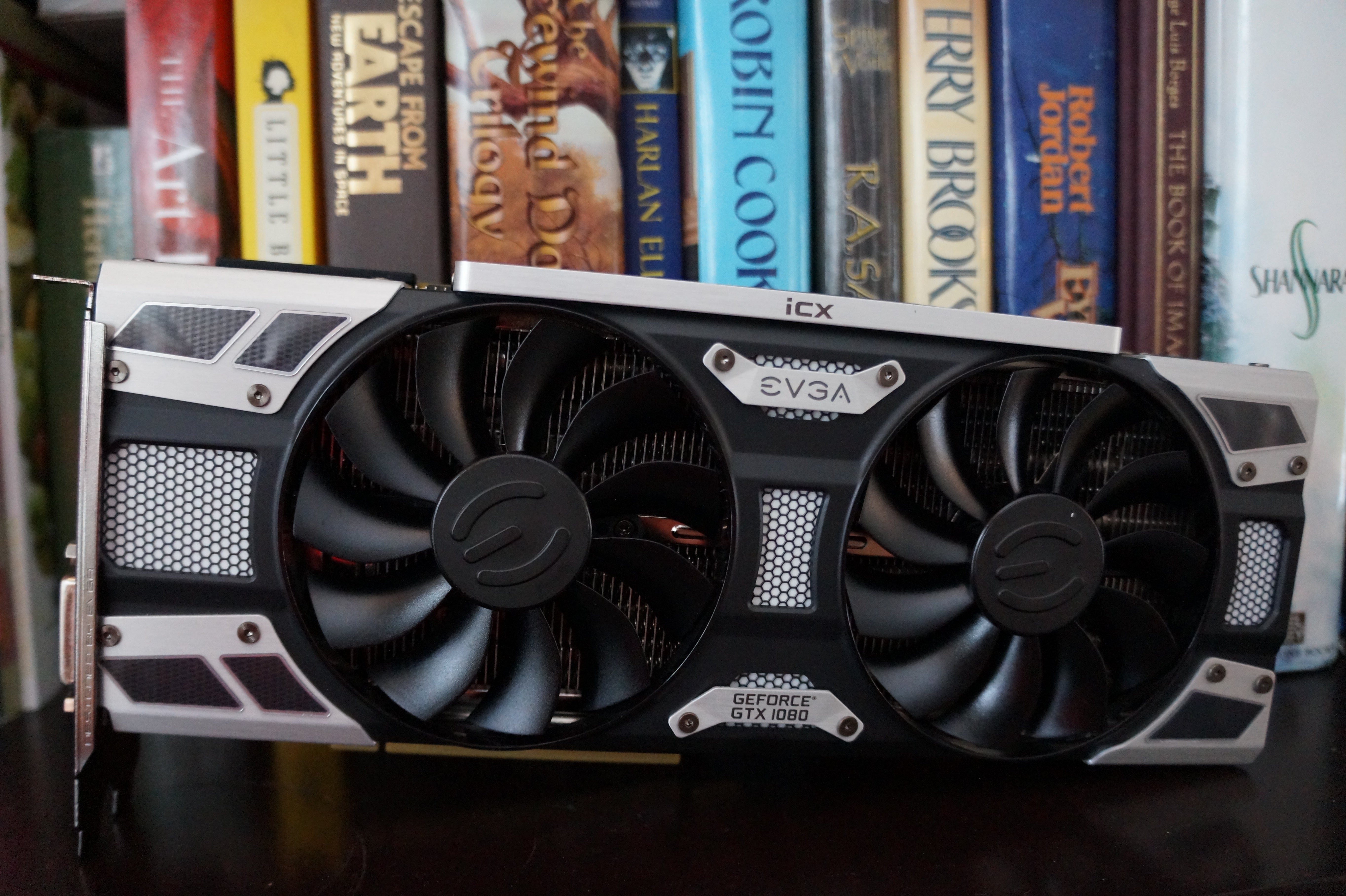 Hands-on: EVGA's sensor-laden iCX technology revolutionizes graphics