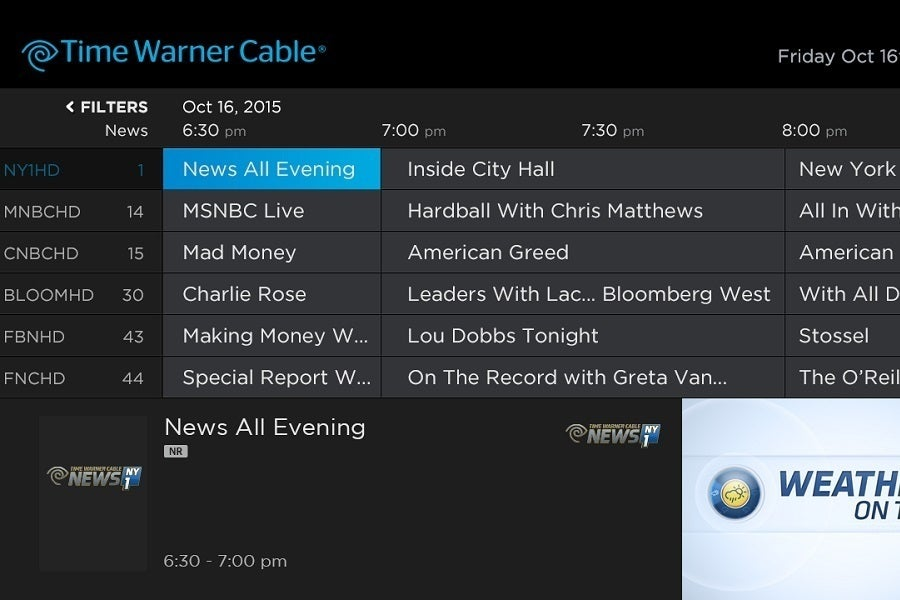 Time Warner Cable is planning major upgrades to its Los Angeles and New York operations. The cable giant, which is resisting a takeover attempt by Charter Communications, said Thursday it will be.