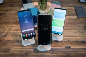 Q1 2017 smartphone shipments: Samsung rebounds, Apple goes sideways, Chinese makers roar
