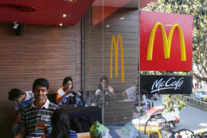 McDonald's India asks users to update app after data leak report