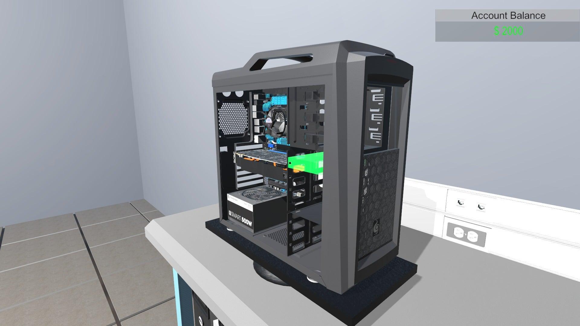 Pc Building Simulator Guide