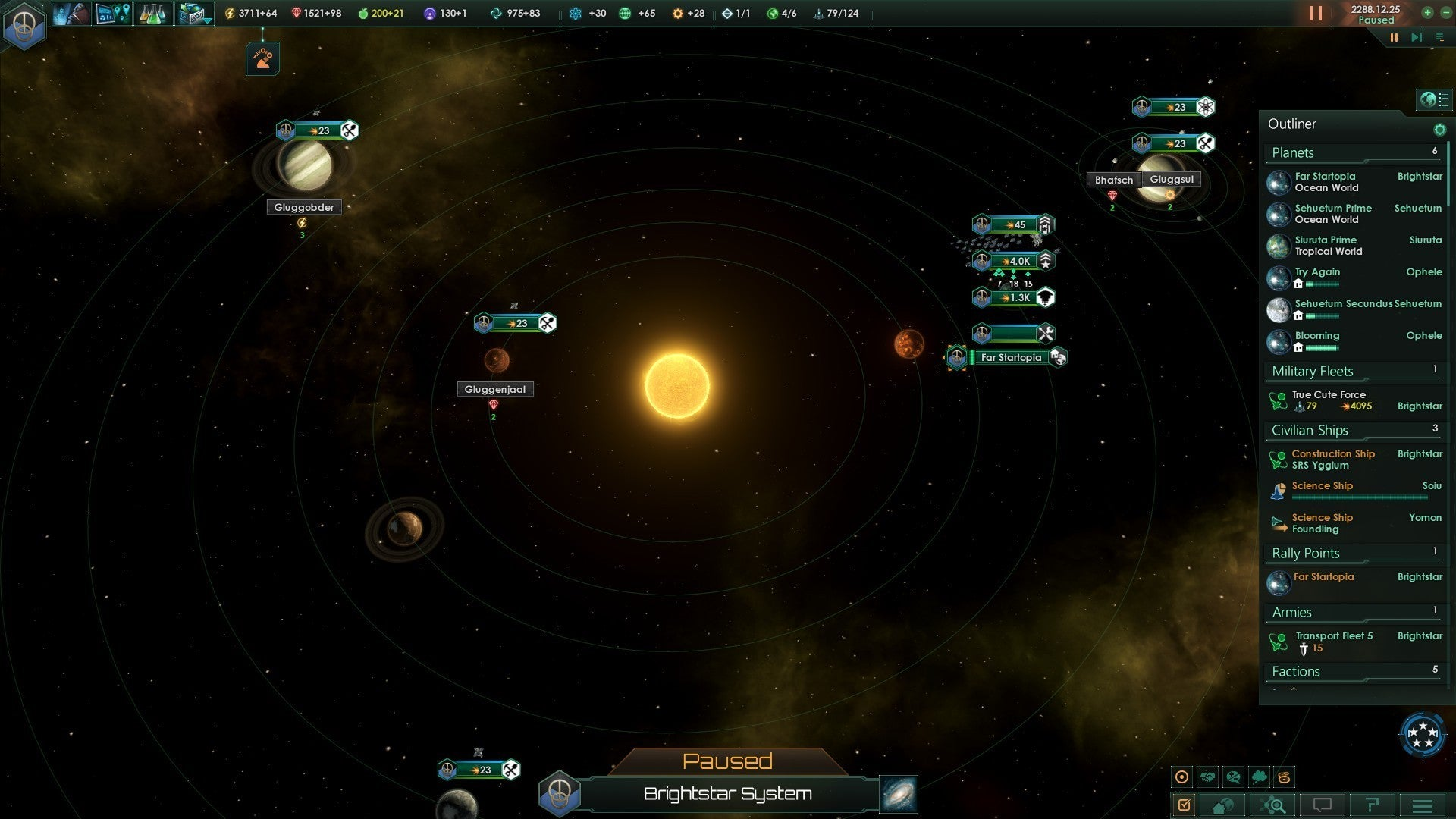 Stellaris's Utopia expansion adds Dyson Spheres, ringworlds