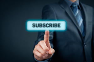 Why the subscription economy is the future of business