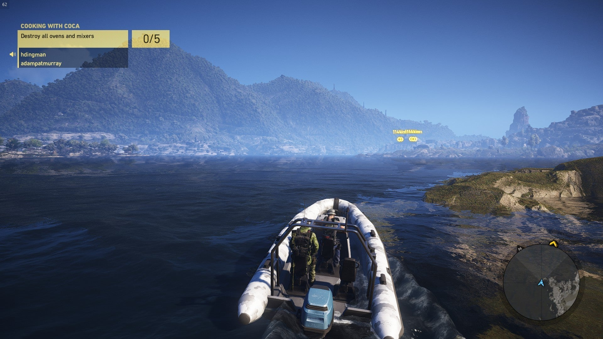 Ghost Recon Wildlands Pc Impressions A Beautiful Buggy Empty