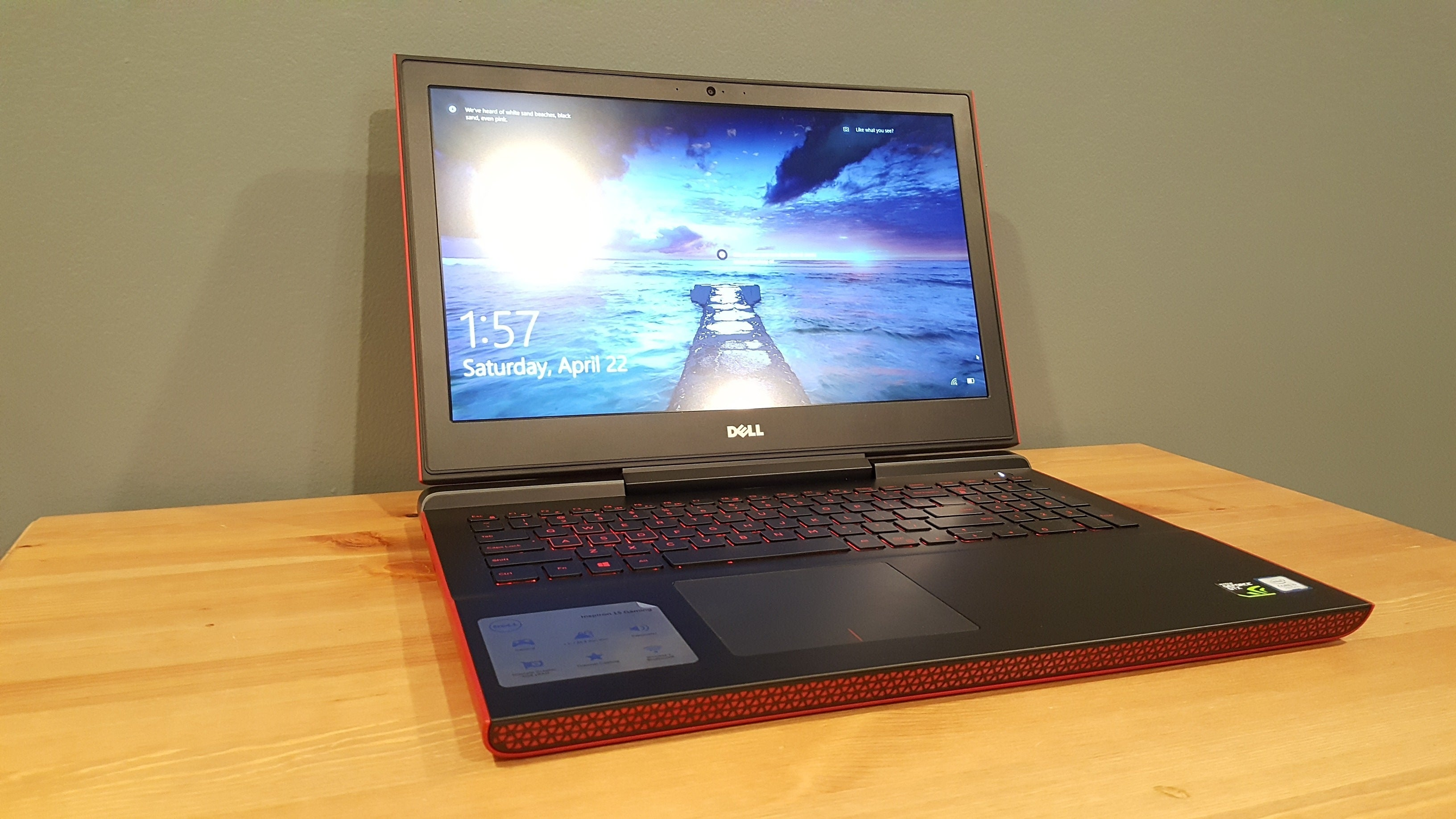 Dell Inspiron 15 7000 review: A gaming laptop at a decidedly
