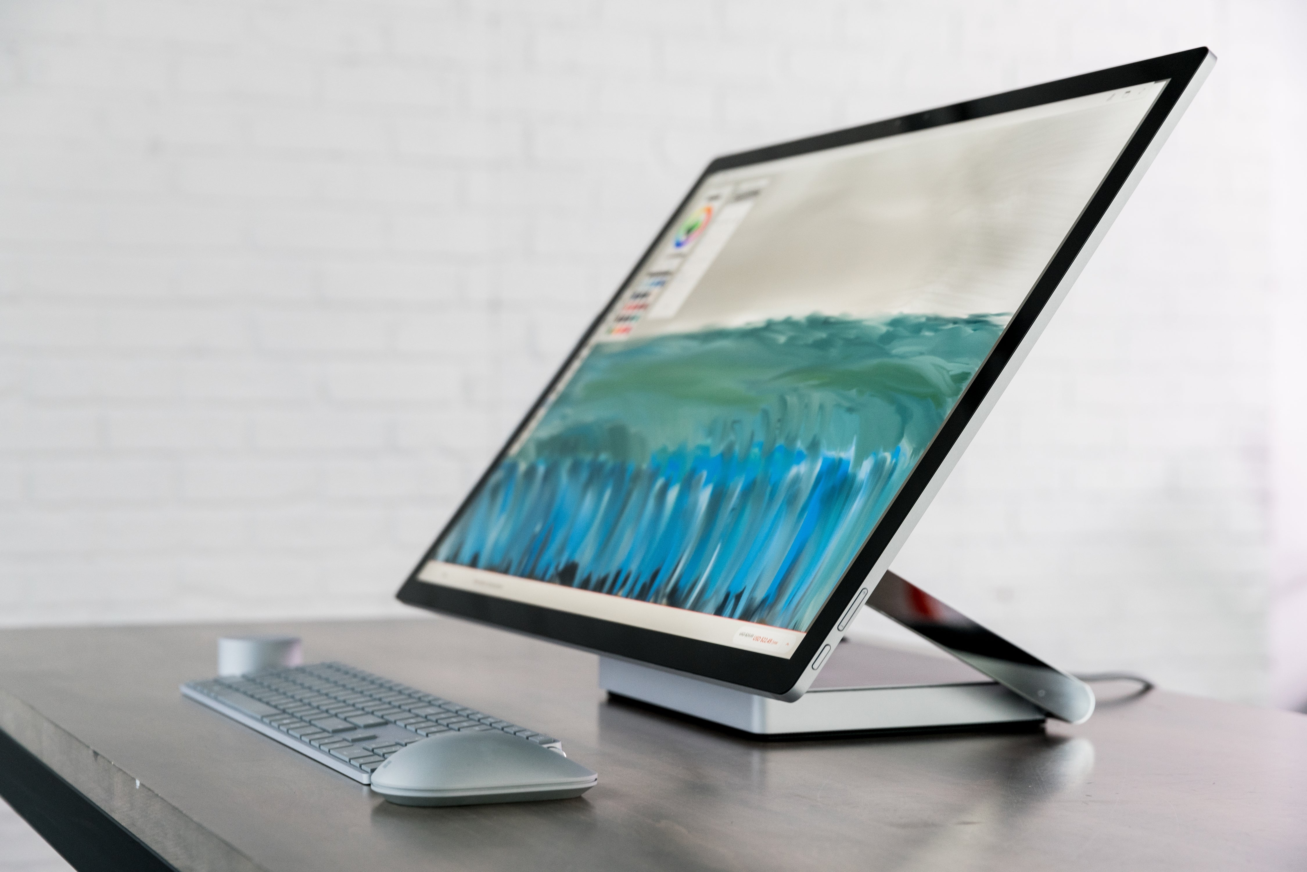 microsoft surface studio review creativity is a sublime pricey experience pcworld. Black Bedroom Furniture Sets. Home Design Ideas
