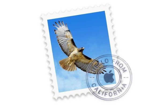 apple mail sierra