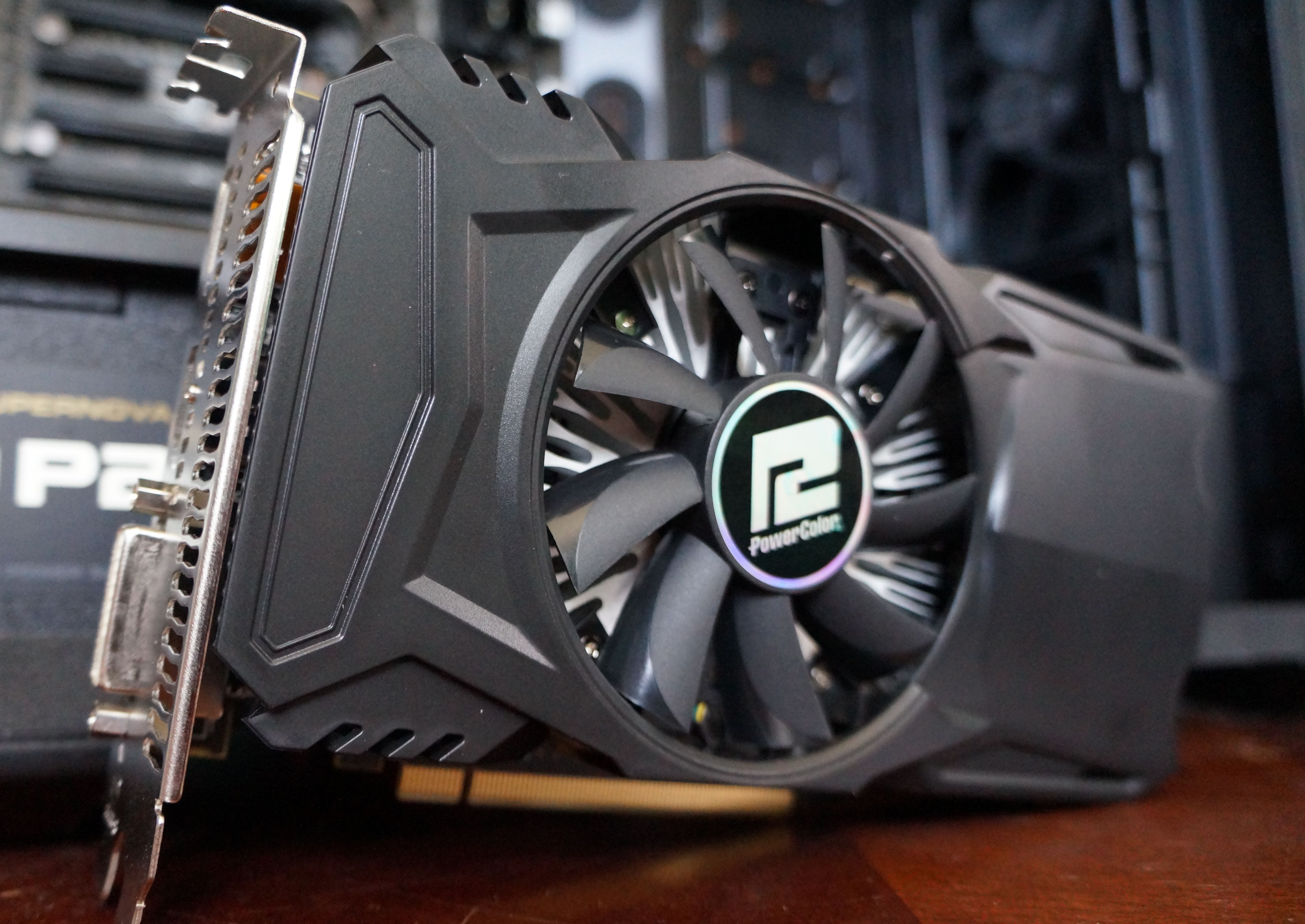 AMD Radeon RX 550 review: A thrilling budget graphics card with a