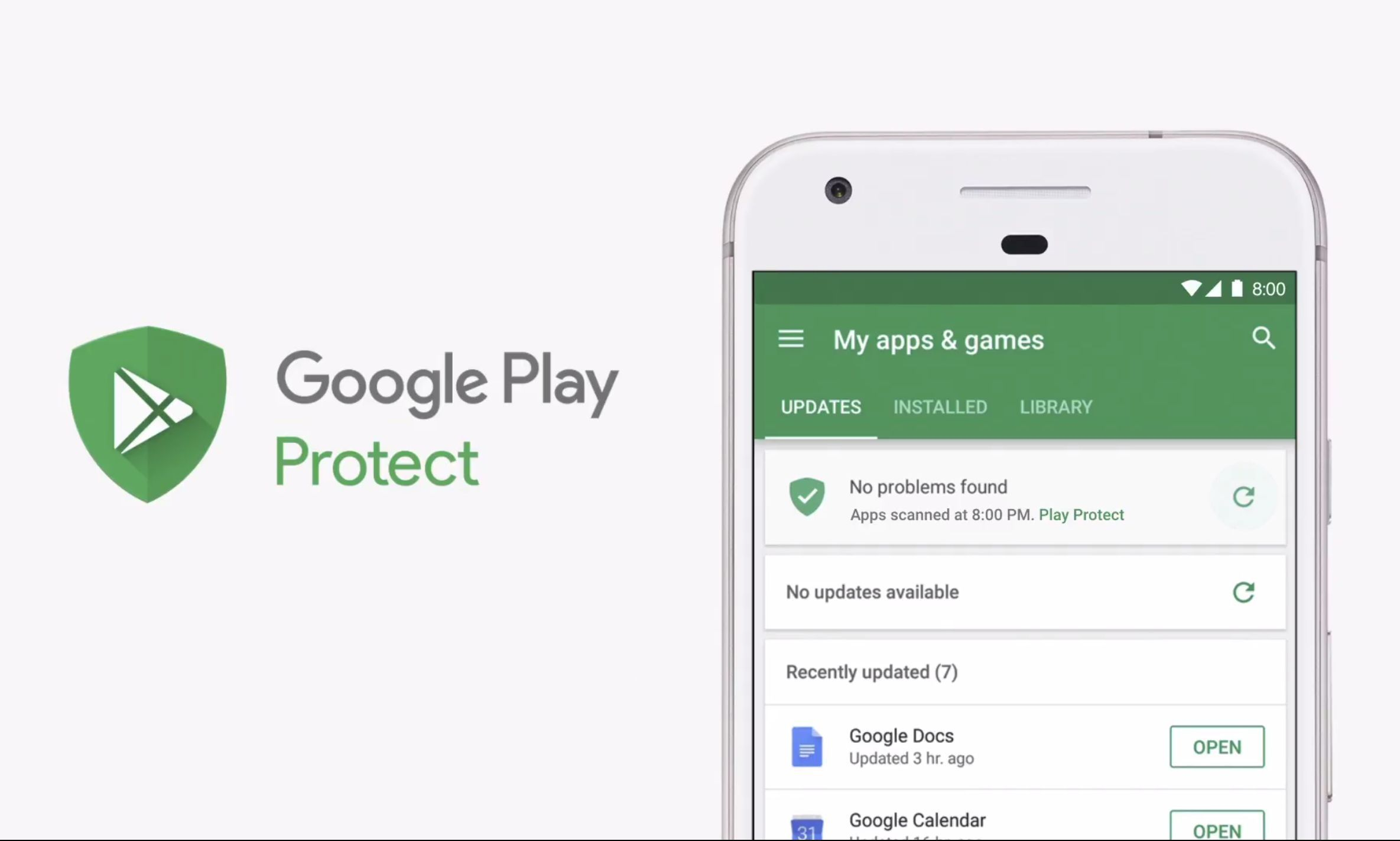 how to connect a device to google play