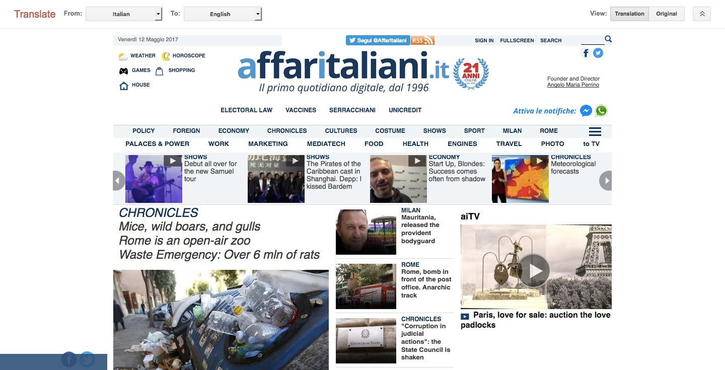 English To Italian Translator Google: 4 Google Translate Features You'll Use Every Day