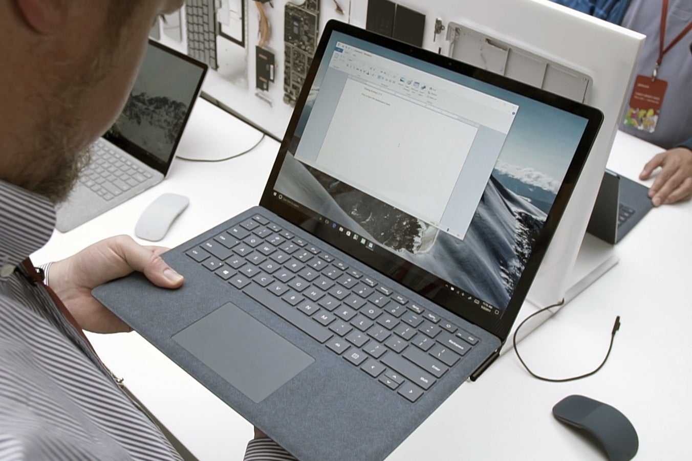 Surface Laptop Price Specs Release Date Benchmarks
