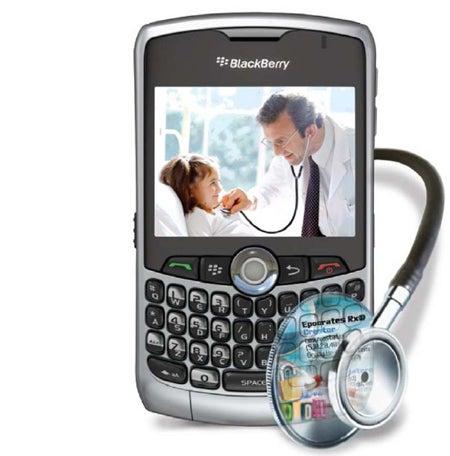 BlackBerry anuncia novos aplicativos voltados à saúde