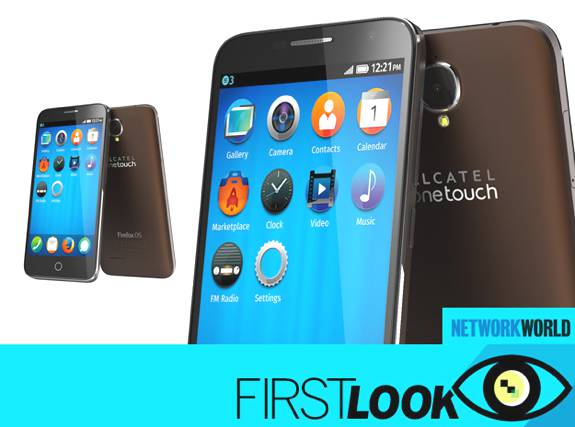 New Firefox OS Phones