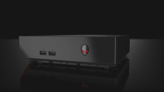 Alienware Launches Steam Machine With Windows 8.1
