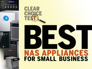 Best NAS appliances for small business