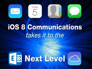 How iOS 8 makes email, contacts, and calendars work better