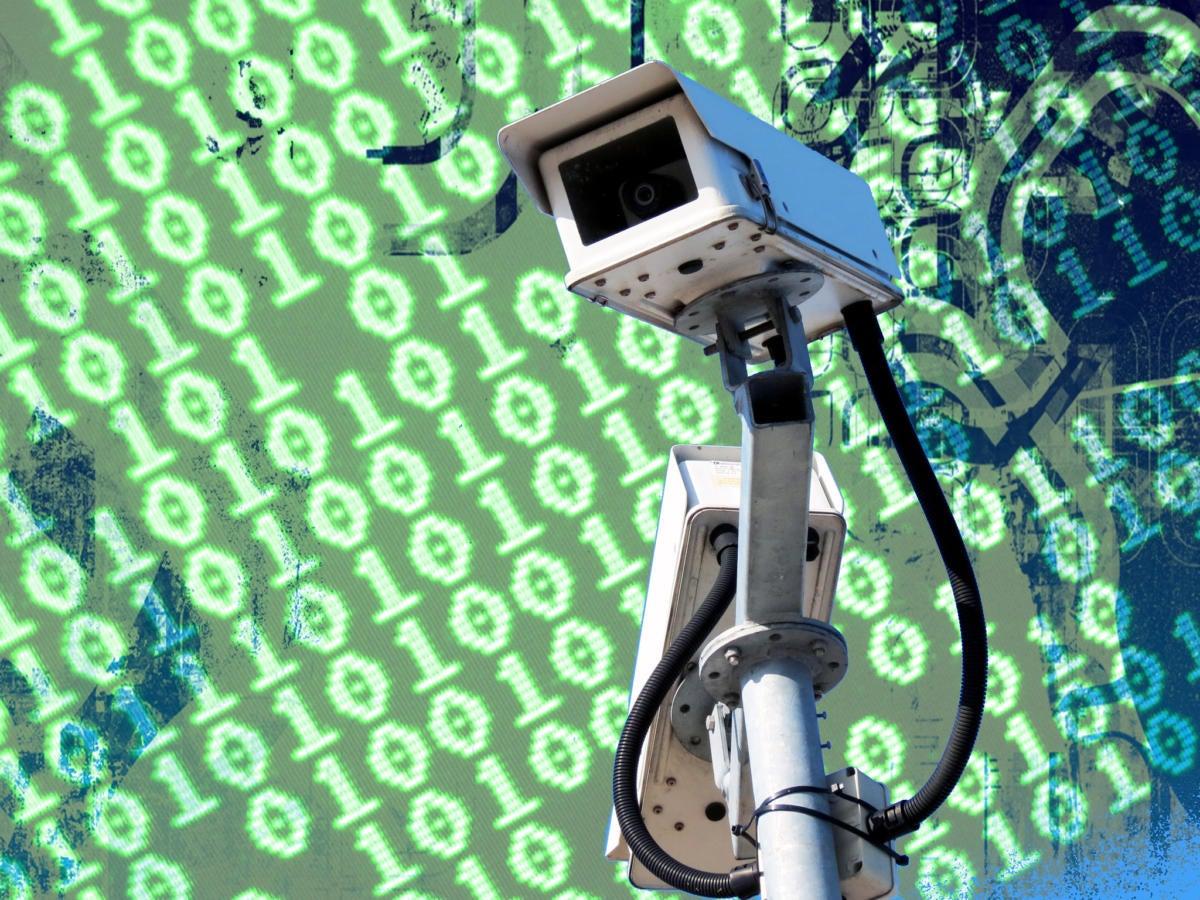 security camera attack surveillance